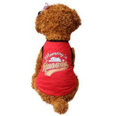 Balai Pet Dog Clothes Soft Thickening Warm Sweater Puppy Cat Polar Fleece Winter Warm Clothing Coat Apparels S