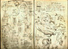 Sketchbook    x phlegm x