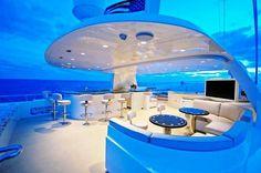 LUXURY YACHT - design and concept - yacht design bleu