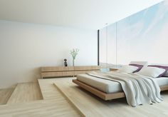 Why minimalist bedroom designs are good for your sleep?
