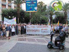 Massafra (Taranto) - Basta inceneritori, un altro futuro è possibile