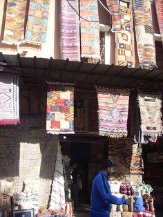 Marocco, la Medina,