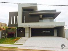 Excelente sobrado em condomínio - com 5 suítes no bairro Pq. Residencial Damha III na cidade de Campo Grande ID 196163 | INFOIMÓVEIS Classificados