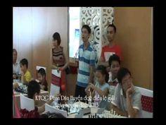 Kiện tướng Phan Dân Huyền đọc điều lệ giải http://sunday.b1u.org