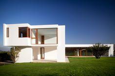 Casa Serrano on Behance