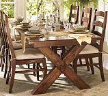 Mesa y sillas de comedor... Rustico !!!
