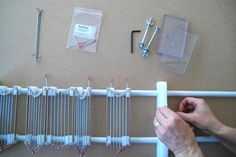 How to order — RailReed - adjust warp density while you weave Weaving Loom Diy, Woven Fabric, Fiber Art, Triangle, Crafts, Spinning, Inspiration, Fabrics, Culture