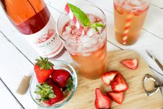 Wondering how to make frose (frozen rose)? This all-natural frose recipe is simple, refined sugar-free, and tastes just like rose! Best Frose Recipe, Frozen Rose, Strawberry Wine, Strawberry Summer, Couple Cooking, Best Cocktail Recipes, Margarita Recipes, Drink Recipes, Dessert Recipes