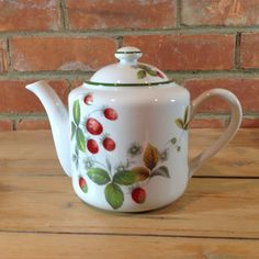 Vintage Sadek Teapot Vintage Andrea Teapot by CuratoriaDetroit, $22.00
