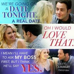 """S3 Ep2 """"Young & Coachellla"""" - Retweet if you're swimming in feels right now!  #YoungandHungry"""