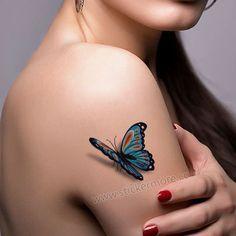 Afbeeldingsresultaat voor tattoo vlinder onderarm pols