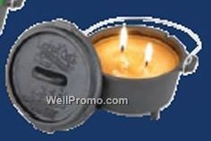 Wholesale Apple Cobbler Dutch Oven Candle from China - #PPC47338