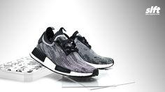 """Der NMD Runner PK """"Oreo"""" von adidas, ab dem 30.01.2016 inStore und onLine auf www.soulfoot.de erhältlich!  Sizerun: EU 41 1/3 - 46  €169,95  #adidas #nmd #runner #primeknit #oreo #sneaker #soulfoot #slft"""