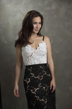 Women we love: Celina Jade Celina Jade, Jade Dress, Star Girl, Red Carpet Looks, Our Love, Lace Skirt, Actresses, Formal Dresses, Celebrities