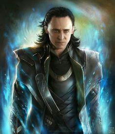 Loki- Tom Hiddleston