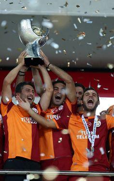 Ve Süper Kupa'nın sahibi yine Galatasaray oldu...