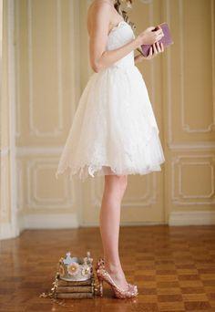 Ivy & Aster - Bridal and Social Dresses - Sweet Dreams Chantilly wedding dress Fairytale Dress, Fairy Dress, Bridal Dresses, Wedding Gowns, Flower Girl Dresses, Wrap Dresses, Lace Dresses, Wedding Bells, Lace Wedding