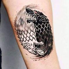 Tatouage Game Of Thrones, Skull, Tattoos, Ideas, Fashion, Game Of Thrones, Get Well Soon, Moda, Fashion Styles