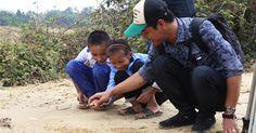 MC Phan Anh chuẩn bị xây bể bơi di động cho trẻ em vùng rốn lũ