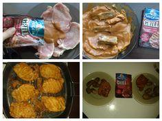 #buzzvegeta @Vegeta Romania @BUZZStore Condimentul lichid barbeque pentru marinare l-am combinat cu cotlet de porc. Carnea am lasat-o la frigider pentru 30 de minute, la marinat in condimentul lichid Vegeta si friptura a fost foarte apreciata pentru gustul si fragezimea sa. Ca si garnitura am avut cartofi noi copti. Recomand!