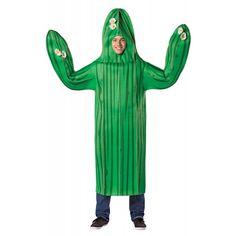 Disfraz de cactus.