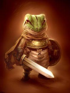 chrono trigger frog - Pesquisa Google