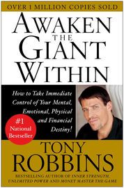 Awaken the Giant Within | http://paperloveanddreams.com/book/381522780/awaken-the-giant-within | Wake up and take control of your life! From the bestselling author of Inner Strength, Unlimited Power, and MONEY Master the Game, Anthony Robbins, the nation's leader in the science of peak performance, shows you his most effective strategies and techniques for mastering your emotions, your body, your relationships, your finances, and your life.The acknowledged expert in the psychology of…