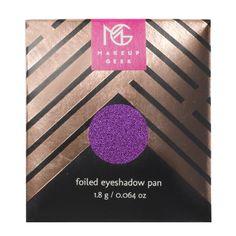 Makeup Geek Foiled Eyeshadow Pan in Masquerade