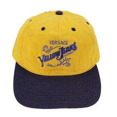 Vintage. Versace Jeans CoutureVintage VersaceHats For SaleHat SizesCaps ... b5fa04b0568d