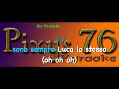 Luca Carboni Luca lo stesso Karaoke Instrumental edit