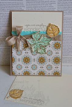 Fall Handmade Cards