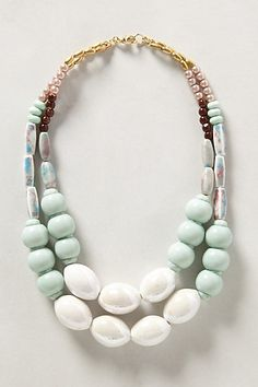Bonny Pastel Necklace #anthropologie