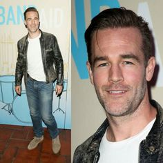 "30 mai 2017 : James Van Der Beek à l'avant-première du film ""Band Aid"" #actor #jamesvanderbeek #dawson #donttrustthebitchinapt23 #bandaid"