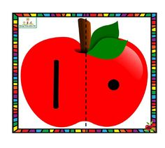 Fun Worksheets For Kids, Math 2, Teaching Aids, Math Activities, Fruit, Crafts For Kids, Symbols, Letters, School