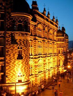 Palacio de la Cultura  Medellin, Colombia
