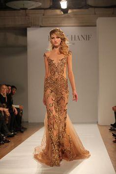 Paris fashion Week – Dilek Hanif Haute Couture Spring 2012