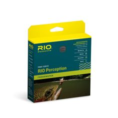"The Perception Line from Rio Products is a fantastic new ""zero-stretch"" fly line.  Great for delicate presentations to picky trout.  Check it out at https://www.theriversedge.com/onlineflyshop/fly-lines/trout-fly-lines/rio-perception-fly-line.html"