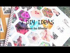 Unas ideas sencillas y rápidas para decorar sus libretas