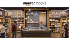 Amazon got its start as an online bookseller, and now — over 20 years later — it's decided to sell books the old-fashioned way. On Tuesday, Amazon will open a store in Seattle called Amazon Books....