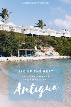 A trip to Antigua, one of the Caribbean's highlights, is as much about getting out and exploring the island as it is finding the perfect all-inclusive resort – here are our pick of the best! Antigua and Barbuda Antigua Caribbean, Caribbean All Inclusive, Caribbean Honeymoon, Beach Honeymoon Destinations, All Inclusive Honeymoon, Best All Inclusive Resorts, Best Honeymoon, Caribbean Vacations, Honeymoon Packing