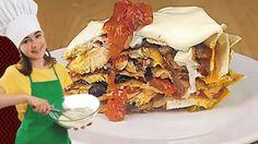 How to make fajitas chicken   Food Park Recipes