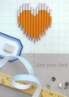 stationery.  this might actually be the cutest nerd valentine ever!