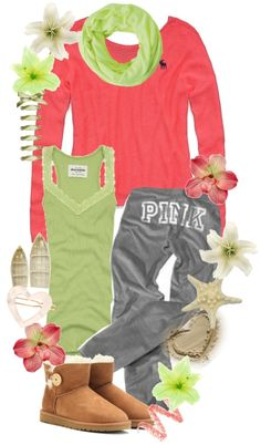 Cute Lazy Day Outfits, Pink Workout, Cute Jeans, Fall Winter Outfits, Polyvore Outfits, Spring Summer Fashion, Nice Dresses, Style Me, Comfy Clothes