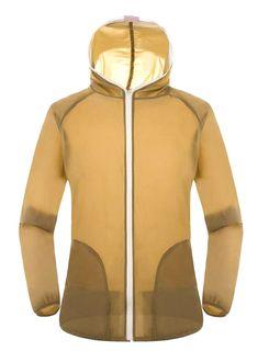 LOKOUO Comfortable Mens Casual Zip Up Buttons Pocket Long Sleeve Pullover Hoodies Sweatshirt
