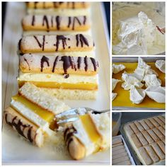 Viedenské rezy Russian Recipes, Treats, Cheese, Cake, Ethnic Recipes, Sweet, Food, Hampers, Sweet Like Candy