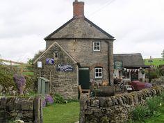 Tisssington in the Peak District