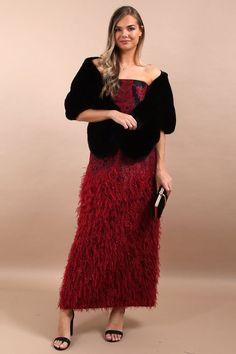 Evening Dress Fashion Show Fashion Tips For Women, Ladies Fashion, Fashion Night, Fashion Ideas, Womens Fashion, Winter Fashion, Trendy Dresses, Fashion Dresses, Rehearsal Dinner Outfits
