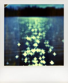 Shot on Polaroid Time Zero film, expired 2004 by Andy Jenkins