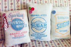 my feed sack pillows  asortoffairytale.com