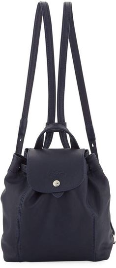 ca1da5ad08 18 Best Longchamp Le pliage cuir images | Leather totes, Leather ...
